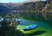 Paisaje de lago
